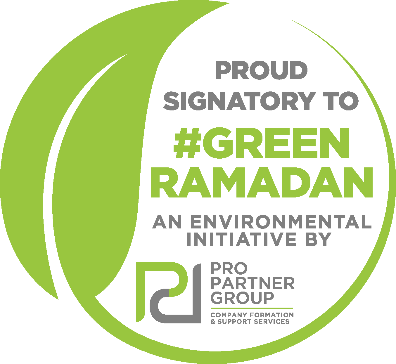 Green Ramadan PRO Partner Group