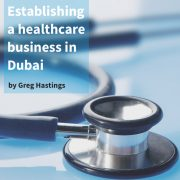 Establishing a healthcare business in Dubai DHCC Freezone or Onshore