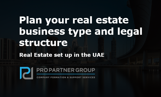 Real Estate Setup in the UAE
