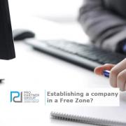 Establishing a company in a Free Zone UAE Dubai Abu Dhabi
