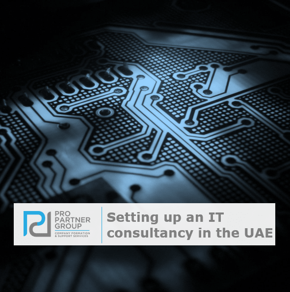 Starting an IT consultancy in the UAE Dubai Abu Dhabi