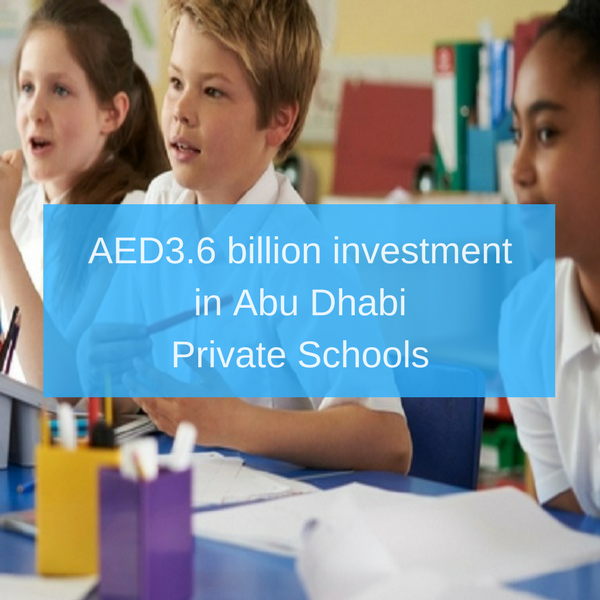 Investing in Private Schools in Abu Dhabi