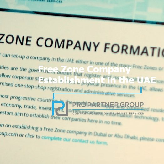 Free Zone Company Establishment in Dubai & Abu Dhabi - UAE