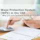 Wage Protection System WPS in the UAE Dubai Abu Dhabi