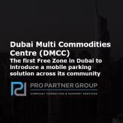 DMCC Company formation in Dubai UAE
