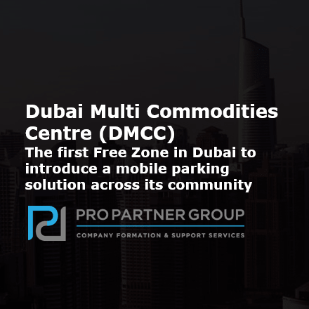 Company foration in DMCC Free Zone, Dubai Multi Commodities