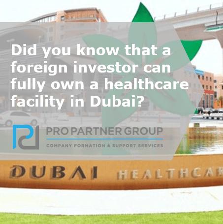 Dubai Healthcare City Authority DHCA Dubai Healthcare Free Zone Formation