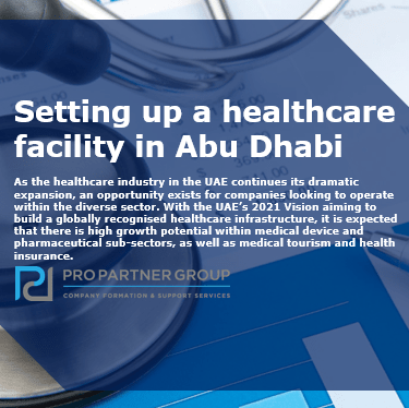 Establishing a healthcare business in Abu Dhabi HAAD approval for Medical business in Abu Dhabi