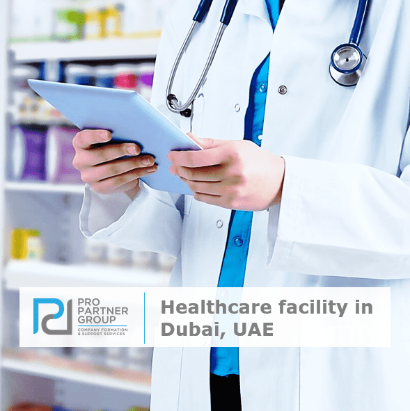 Setting up a healthcare business in Dubai UAE - DHCC