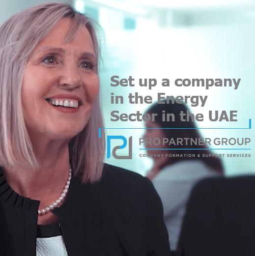 Set up a company in the Energy company in Dubai, Abu Dhabi UAE