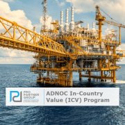 ADNOC In-Country Value (ICV) Program Abu Dhabi