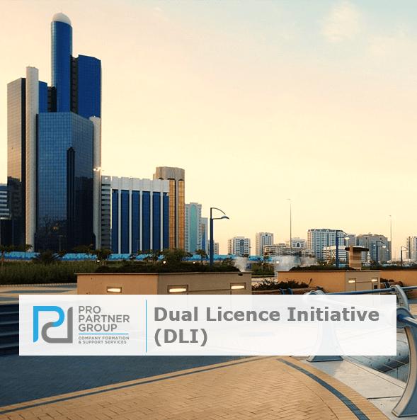 Dual Licence Initiative DLI Abu Dhabi UAE