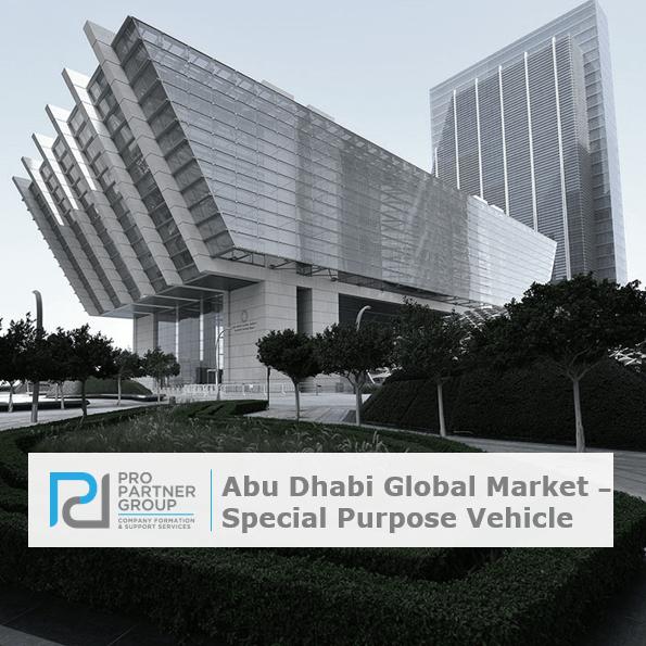 ADGM SPV Abu Dhabi Global Market Special Purpose Company