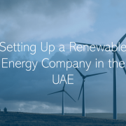Start a Renewable Energy in the UAE Dubai Abu Dhabi