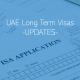 UAE Long Term Visa Requirements and Eligibility Update Dubai Abu Dhabi